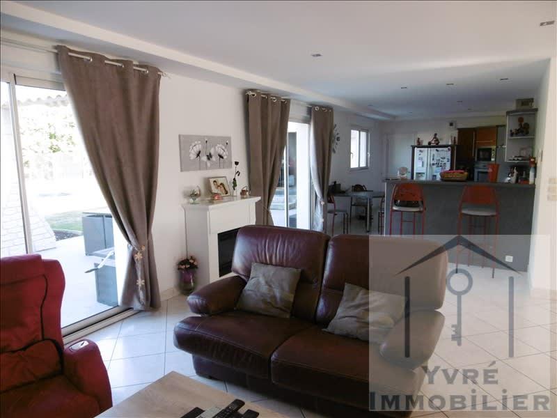 Sale house / villa Coulaines 436800€ - Picture 8