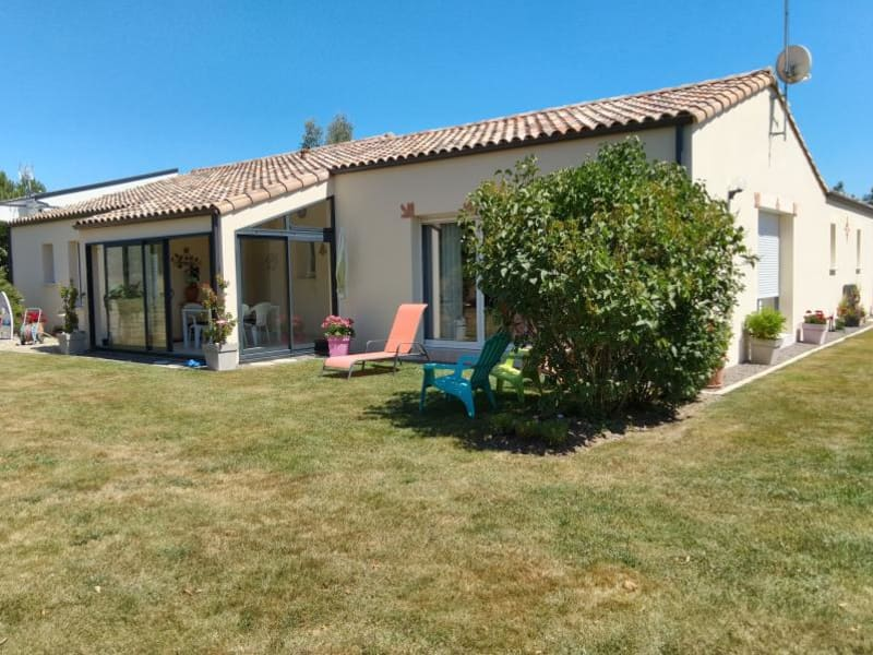 Sale house / villa Talmont st hilaire 415000€ - Picture 4