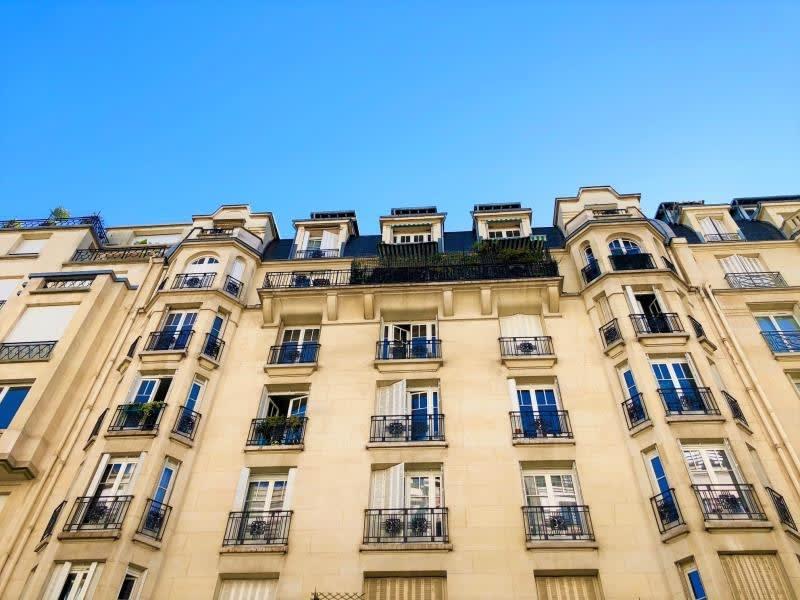 Rental apartment Paris 17ème 2775€ CC - Picture 1