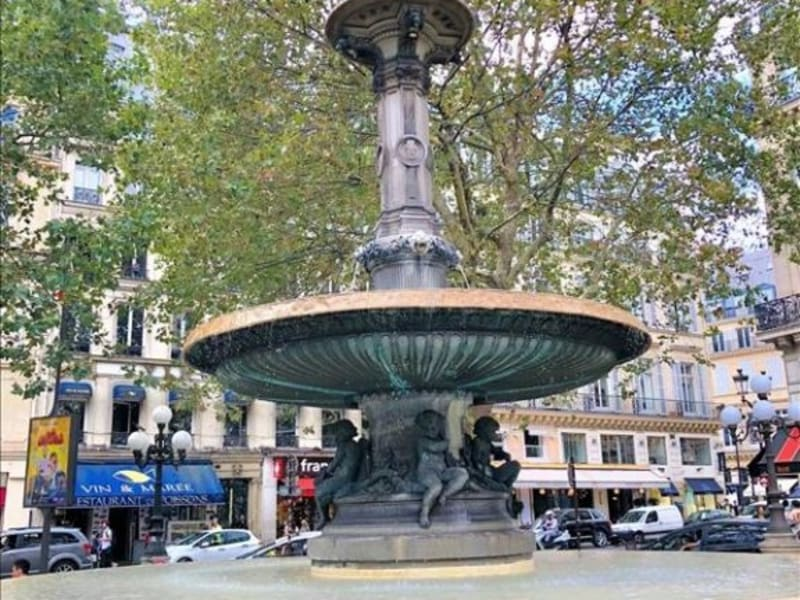 Rental apartment Paris 1er 5060€ CC - Picture 9