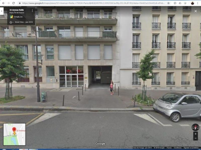 Rental parking spaces Paris 14ème 125€ CC - Picture 4
