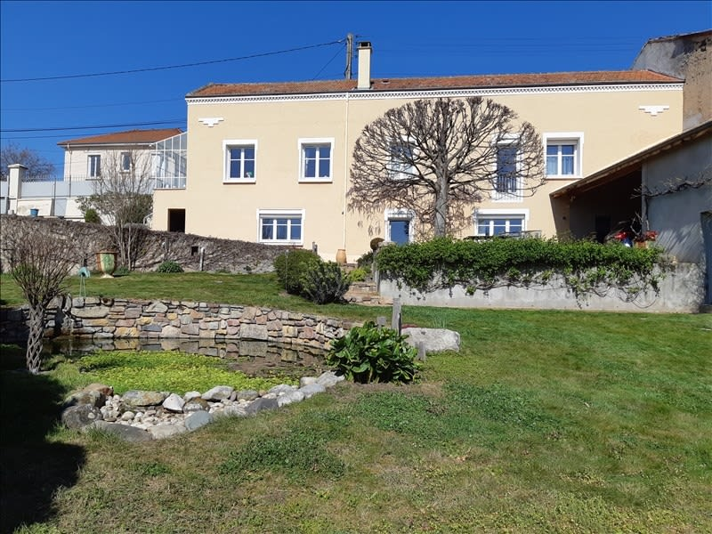 Vente maison / villa Roanne 262500€ - Photo 1