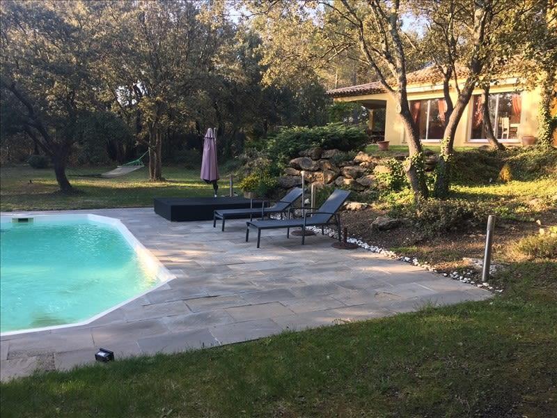 Sale house / villa Rognes 875000€ - Picture 3