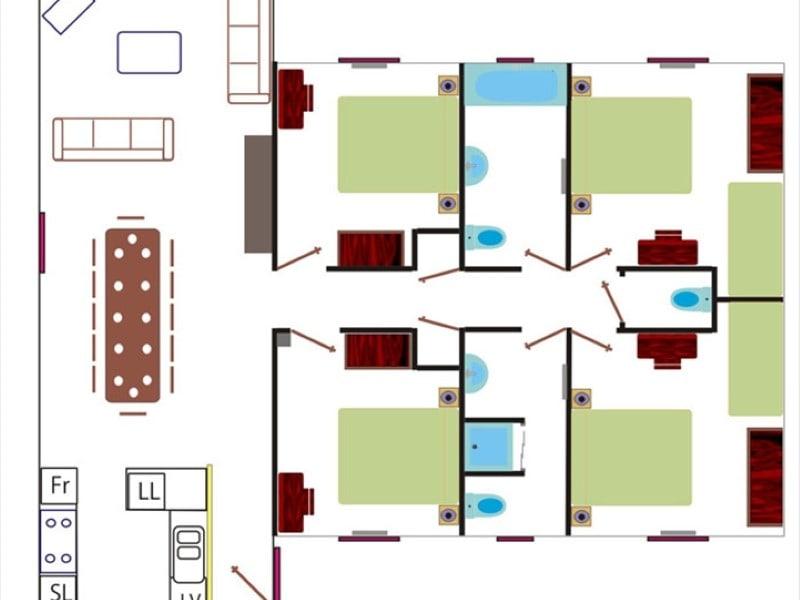 Sale building Apt 2120000€ - Picture 6
