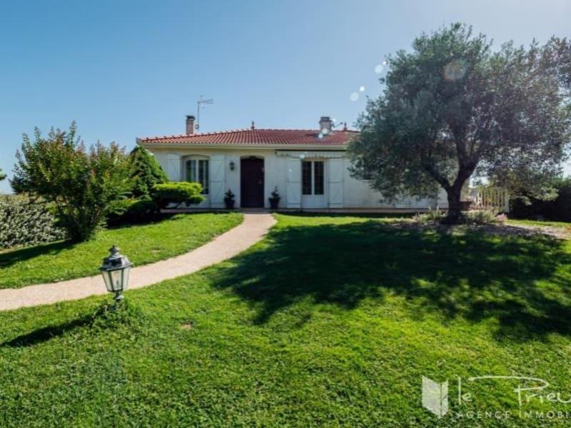 Verkoop  huis Poulan pouzols 313500€ - Foto 2