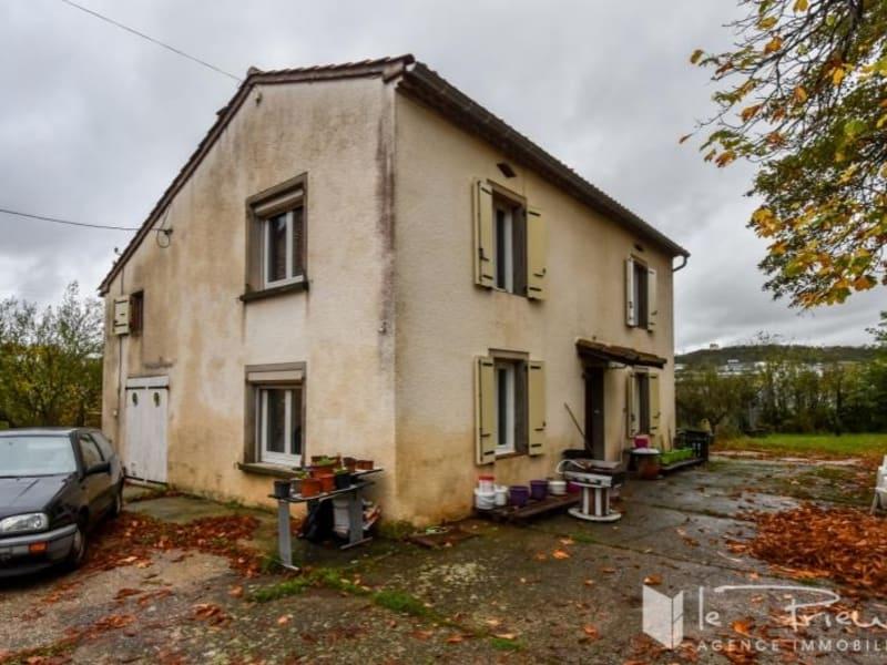 Verkoop  huis Puygouzon 170000€ - Foto 1