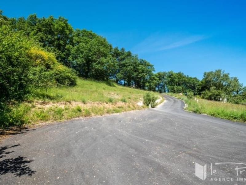 Revenda terreno Puygouzon 117000€ - Fotografia 3