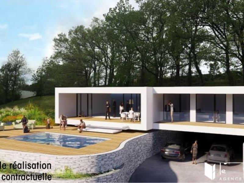 Revenda terreno Puygouzon 153000€ - Fotografia 1
