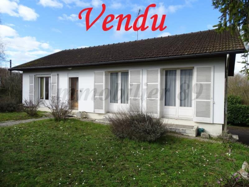 Sale house / villa Chatillon sur seine 134000€ - Picture 1