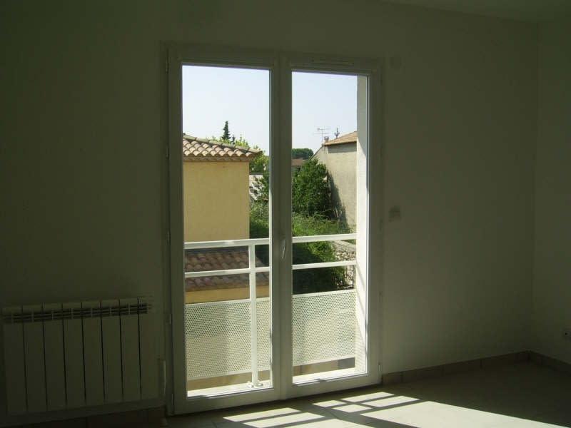 Verkoop  appartement Bouillargues 151000€ - Foto 9