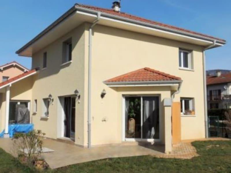 Vente maison / villa Cessy 670000€ - Photo 1