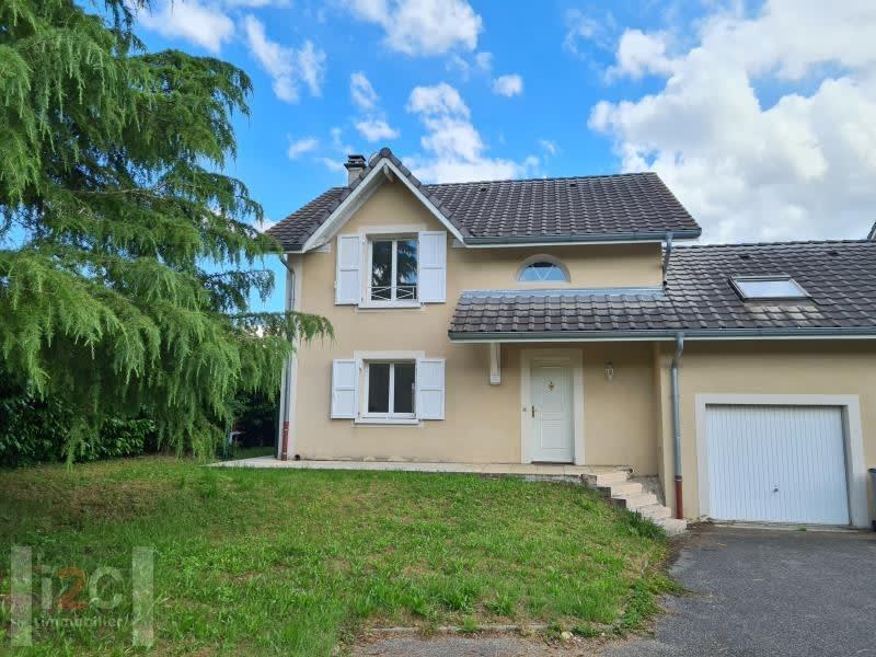 Vente maison / villa St genis pouilly 600000€ - Photo 9