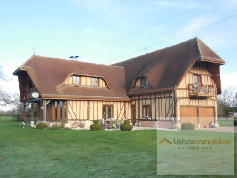 Vente maison / villa Caudebec en caux 331000€ - Photo 1
