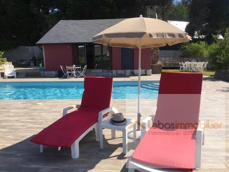 Vente maison / villa Bourneville 448000€ - Photo 2