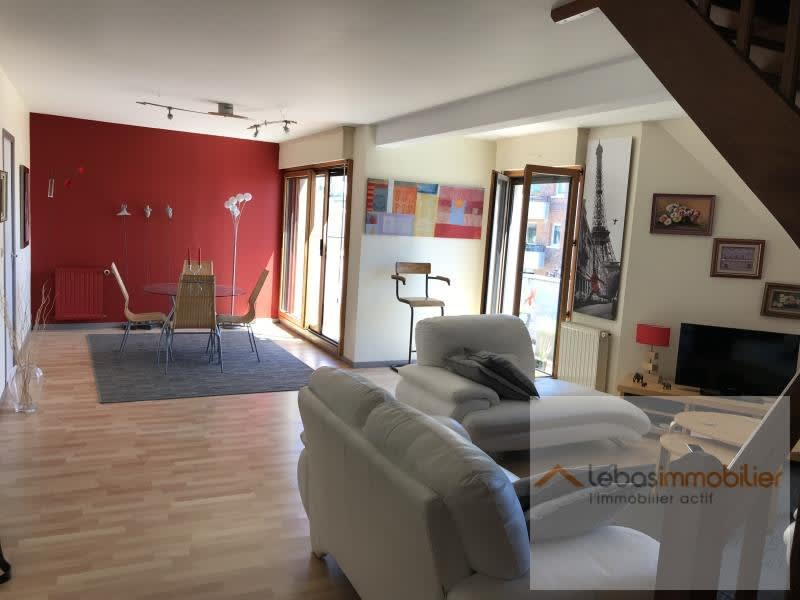 Yvetot - 4 pièce(s) - 86.69 m2 - 3ème étage