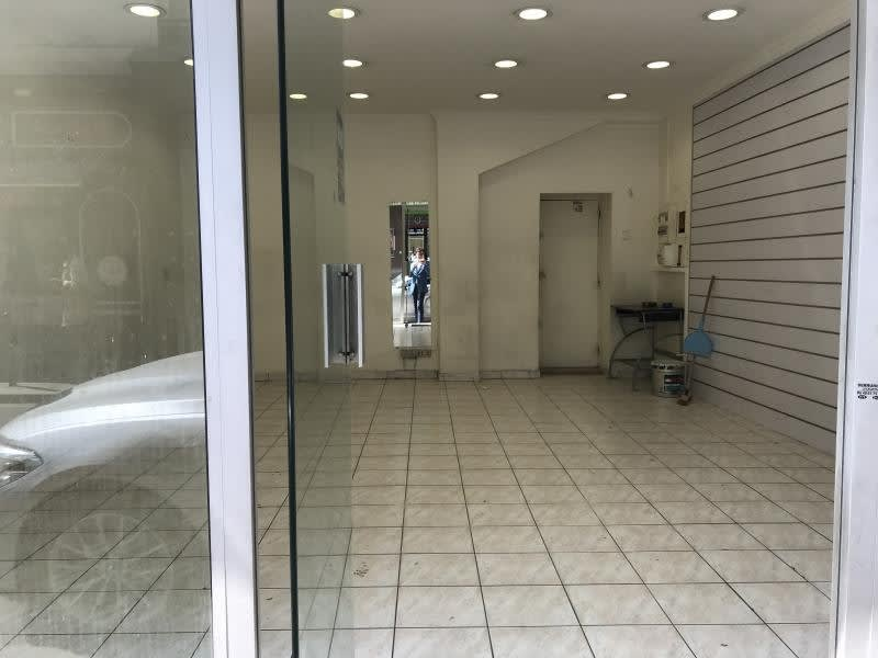 Rental empty room/storage Paris 11ème 1600€ HC - Picture 1