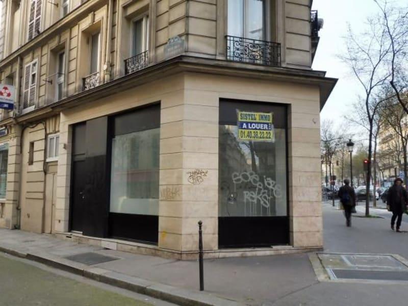 Rental empty room/storage Paris 10ème 1800€ HC - Picture 2