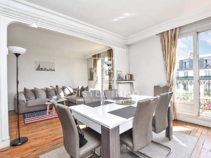Sale apartment Paris 10ème 1 200 000€ - Picture 2
