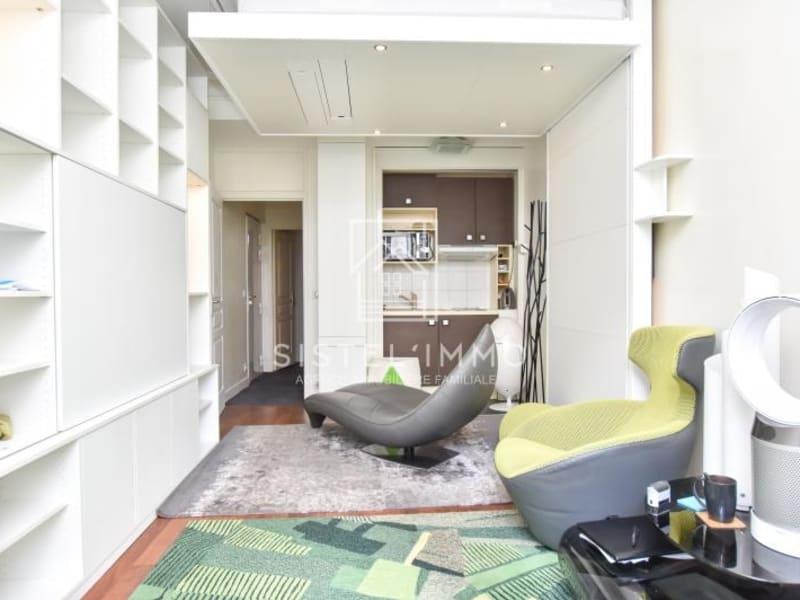 Sale apartment Paris 15ème 440000€ - Picture 2