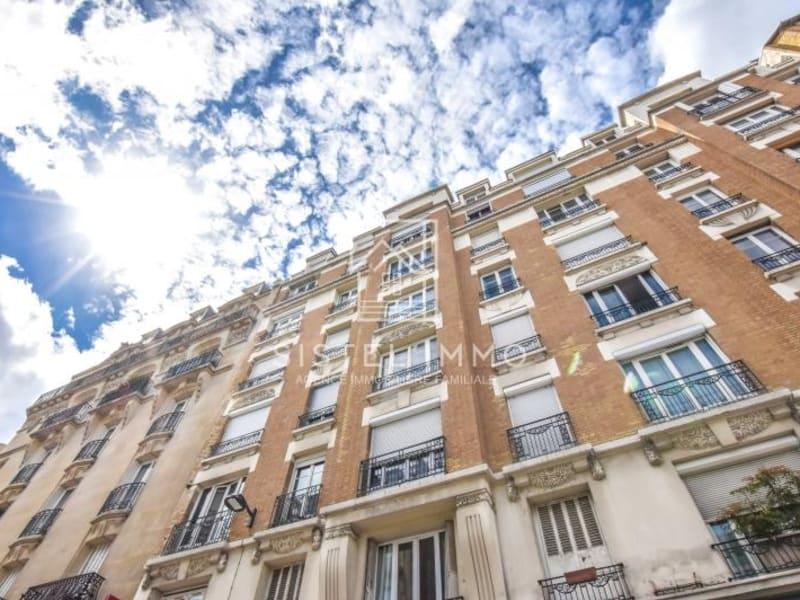 Sale apartment Paris 15ème 440000€ - Picture 8
