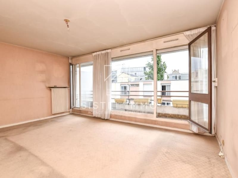 Sale apartment Paris 18ème 370 000€ - Picture 3