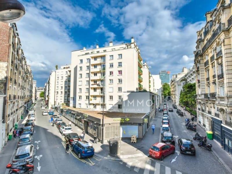 Vente appartement Paris 15ème 400000€ - Photo 8