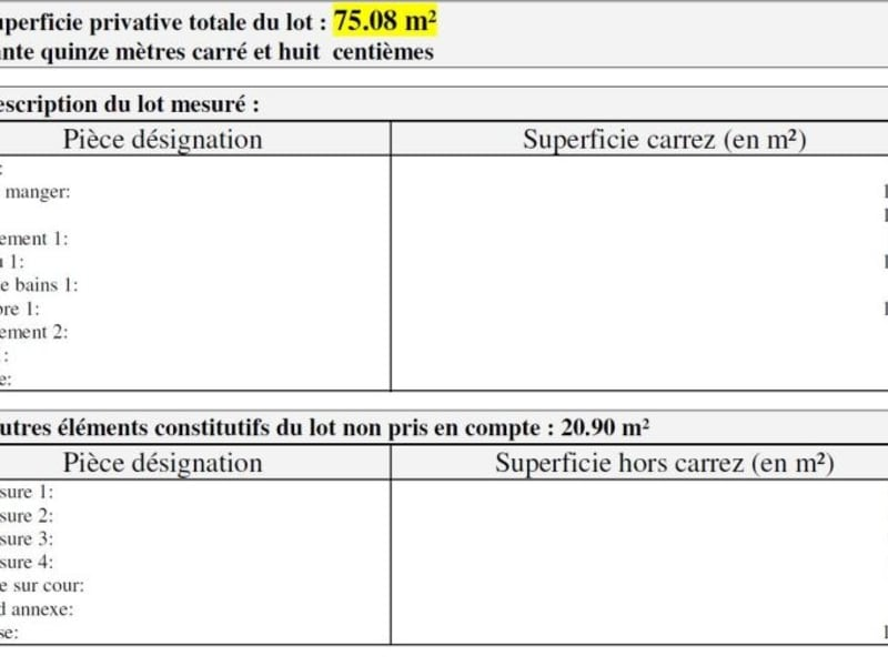 Sale apartment Paris 8ème 535500€ - Picture 6
