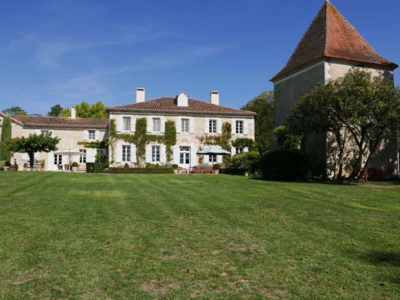 Deluxe sale house / villa Roquelaure 1795000€ - Picture 1