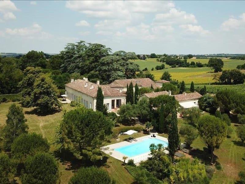 Vente maison / villa La romieu 1775000€ - Photo 1