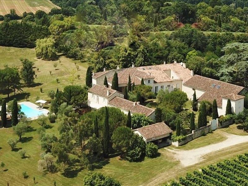 Vente maison / villa La romieu 1775000€ - Photo 2