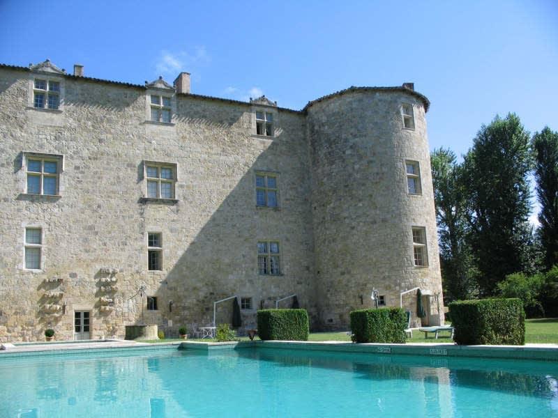 Verkoop  huis Fources 1378000€ - Foto 1