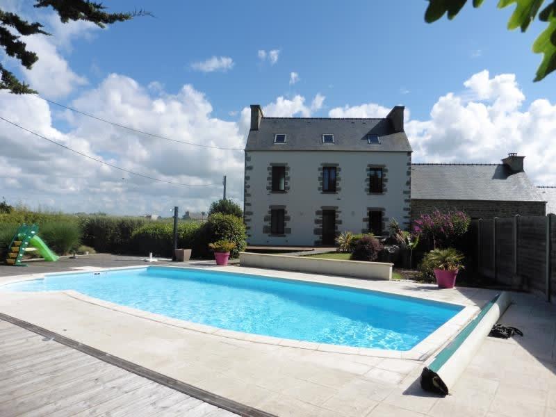 Sale house / villa Plouguerneau 399995€ - Picture 1
