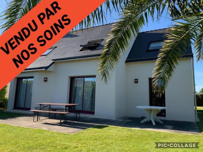 Sale house / villa Guilers 333000€ - Picture 1