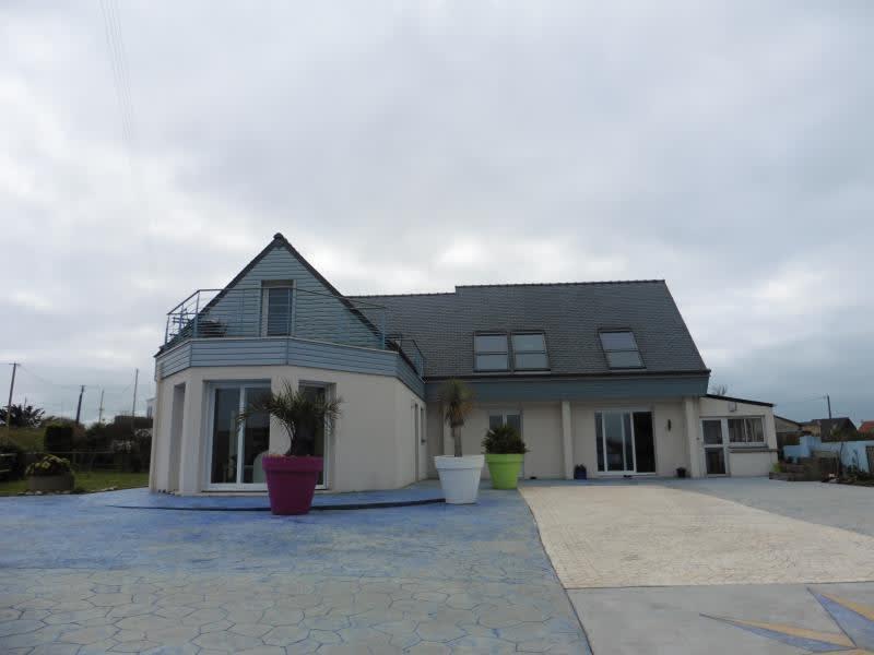 Vente maison / villa St pabu 332000€ - Photo 1