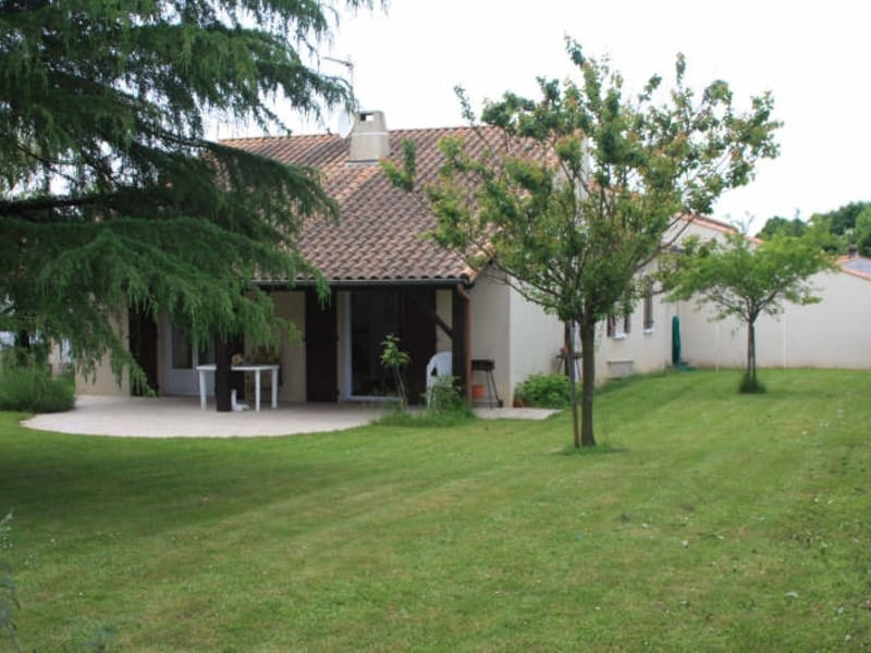 Location maison / villa Chauray 814€ CC - Photo 2