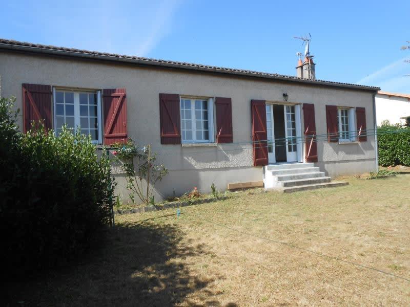 Vente maison / villa Aiffres 181900€ - Photo 2
