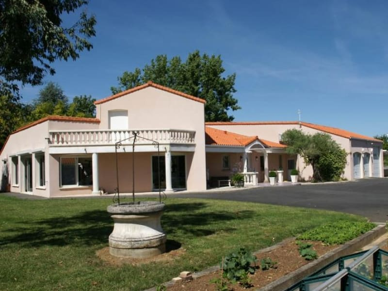 Vente maison / villa Coulon 399360€ - Photo 1