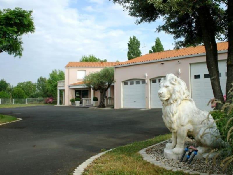 Vente maison / villa Coulon 399360€ - Photo 4