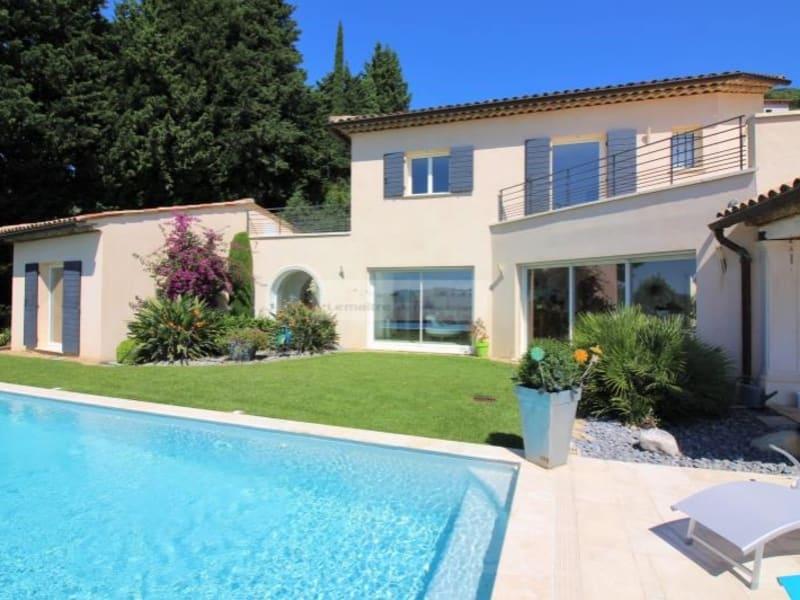 Vente maison / villa Le tignet 1029000€ - Photo 4