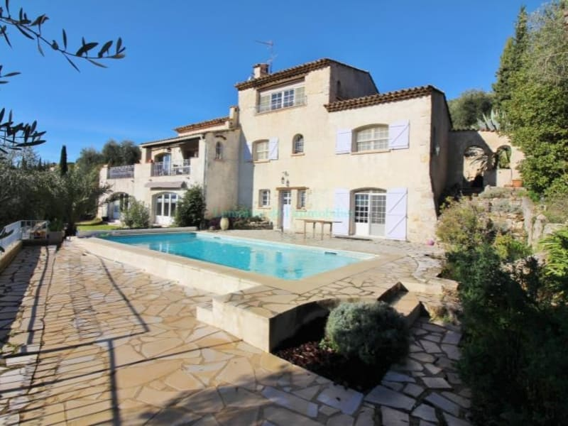 Vente maison / villa Speracedes 695000€ - Photo 1