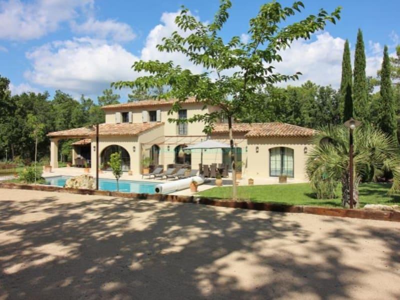 Vente de prestige maison / villa Tourrettes 1170000€ - Photo 1