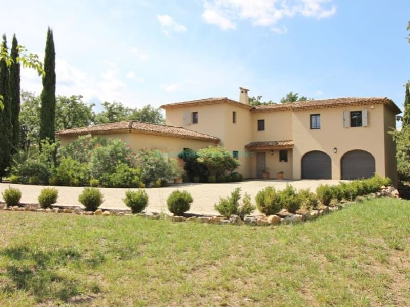 Vente de prestige maison / villa Tourrettes 1170000€ - Photo 2