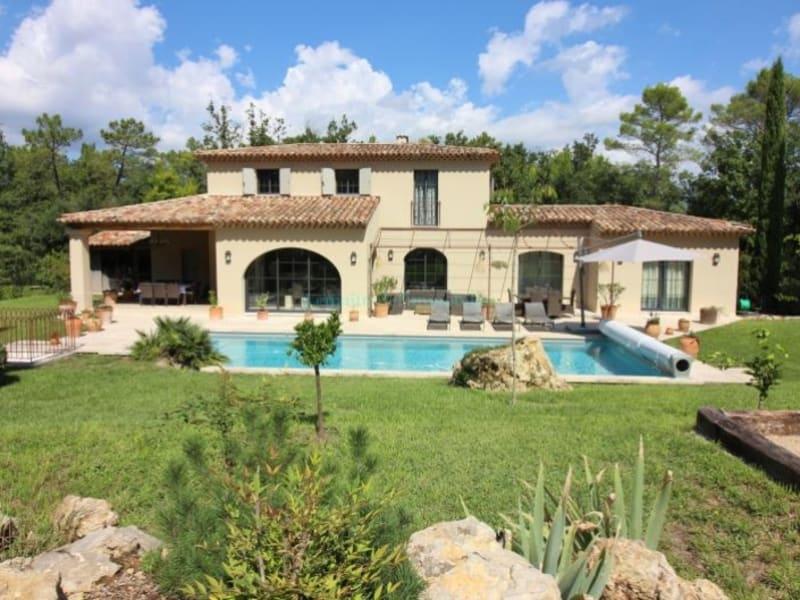 Vente de prestige maison / villa Tourrettes 1170000€ - Photo 3