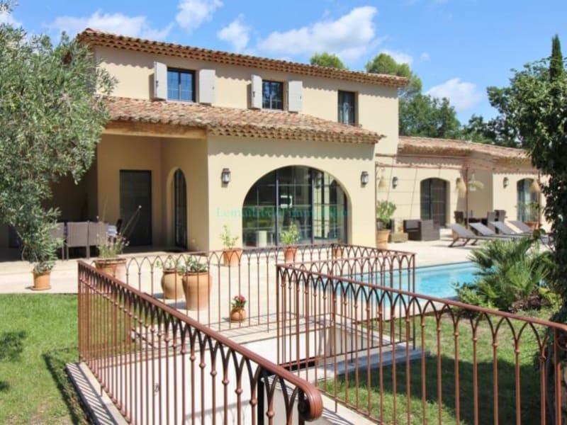 Vente de prestige maison / villa Tourrettes 1170000€ - Photo 4