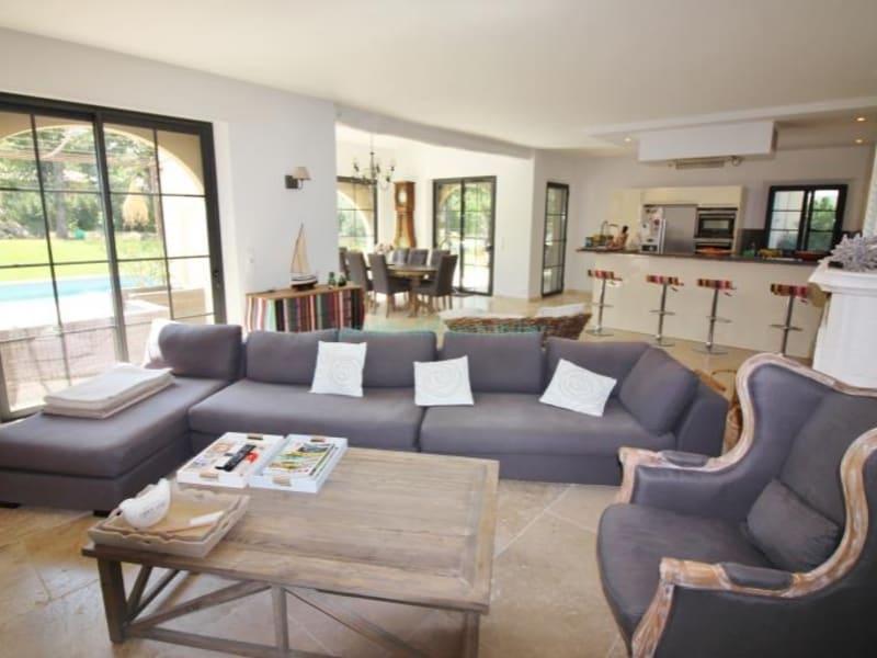 Vente de prestige maison / villa Tourrettes 1170000€ - Photo 7