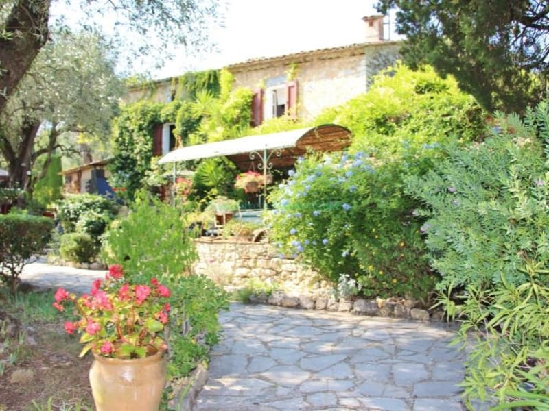 Vente maison / villa Peymeinade 735 000€ - Photo 1
