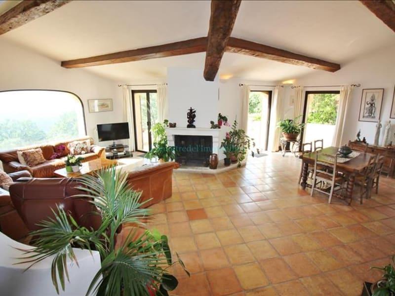 Vente maison / villa Le tignet 890000€ - Photo 5