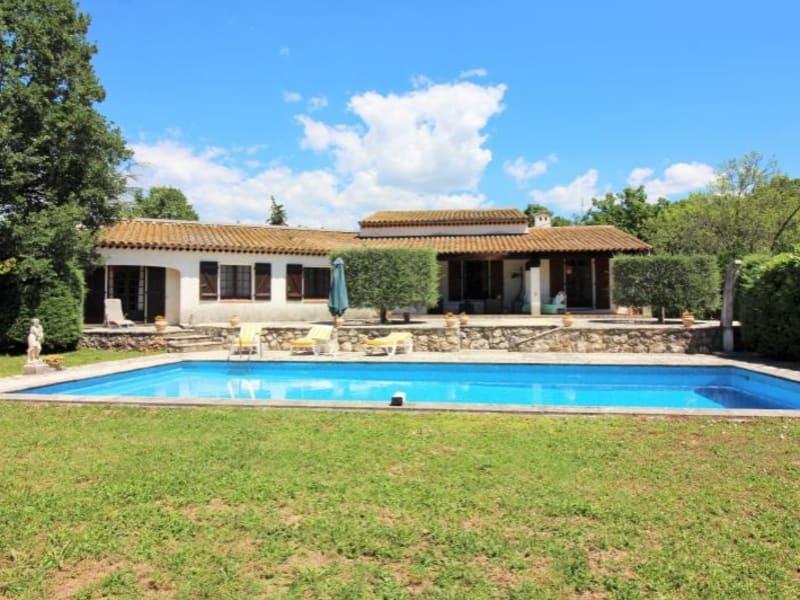 Vente maison / villa Saint cezaire sur siagne 520000€ - Photo 1