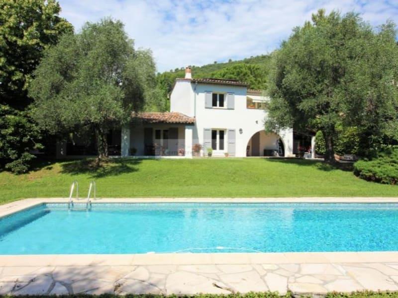Vente maison / villa Le tignet 530000€ - Photo 1