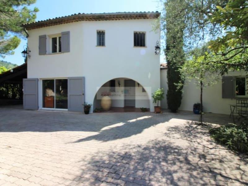 Vente maison / villa Le tignet 530000€ - Photo 2
